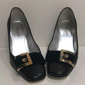 Dolce & Gabbana Made in Italy Black High Heel Pump